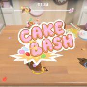 『ケーキバッシュ』がPS4&Xbox One&Switch&PC向けとして発売決定!4人で遊べるケーキでいっぱいのパーティーゲーム