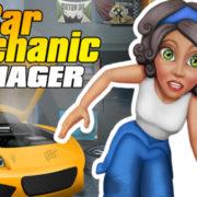 Switch版『Car Mechanic Manager』が海外向けとして2019年5月7日に配信決定!車管理/マネージメントゲーム