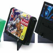 コロンバスサークルからNEOGEO mini&FC/SFC/MDカセット&Switch用の『アクリルスタンド/組み立て式アクリル台座』が2019年6月下旬に発売決定!
