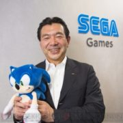 セガゲームスの代表取締役社長・松原健二氏へのインタビューが電撃オンラインで公開!