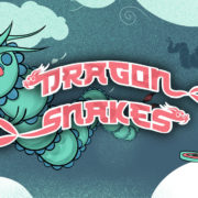 Switch用ソフト『Dragon Snakes』が海外向けとして5月9日より配信開始!中毒性のあるクラシックなアーケードパーティゲーム