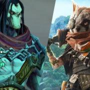 EB Games CanadaにSwitch版『Biomutant』と『Darksiders II Deathinitive Edition』が掲載!