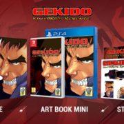 『Gekido』のパッケージ版がPS4&Switch向けとして海外発売決定!