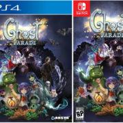 PS4&Switch&PC用ソフト『Ghost Parade』の発売日が2019年秋に発売決定!ホラー要素のある2D横スクロールアクション