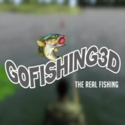 Switch用ソフト『GoFishing 3D』が海外向けとして2019年5月28日から配信開始!リアルなフィッシング・シミュレーターゲーム