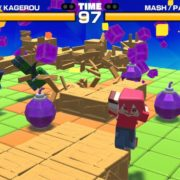 Switch用ソフト『グーニャファイター』が2019年6月27日に配信決定!4人対戦が楽しめる新感覚のグニャグニャ格闘ゲーム
