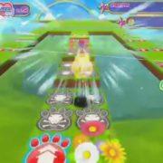『ホッピングガールこはね ジャンピングキングダム -黒兎の姫-』の短いプレイ動画が公開!