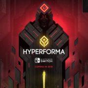 Switch版『Hyperforma』が海外向けとして発売決定!サイバーパンクなアクションパズルゲーム