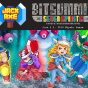 Switch&PC用ソフト『Jack Axe』が「BitSummit 7 Spirits」に展示決定!