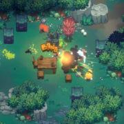 『Juicy Realm』が「BitSummit 7 Spirits」に展示決定! 奇妙なフルーツモンスターと戦うアニメ風ローグライクアクションゲーム