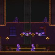 PS4&Switch&Xbox One&PC用ソフト『ロア・ファインダー』が2019年に発売決定!超常現象を題材にしたメトロイドヴァニアスタイルのコズミックホラー2Dアクション