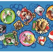 マックスゲームズからSwitch専用の『スマートポーチEVA (スーパーマリオ2 / スーパーマリオ ワッペン)』&『カードポケット24 (スーパーマリオ2 )』が2019年7月に発売決定!