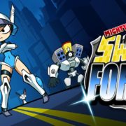 WayForwardが『Mighty Switch Force!』の画像をTwitterに投稿!