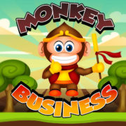 Switch用ソフト『Monkey Business』が海外向けとして2019年5月27日に配信決定!猿が主人公の楽しくエキサイティングなプラットフォームゲーム