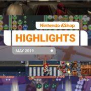 『Nintendo eShopハイライト 2019年5月号』がNintendo of Europeから公開!