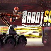 Switch版『Robot Squad Simulator』が海外向けとして2019年5月31日に配信決定!無人ロボットシミュレーターゲーム