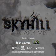 『Skyhill: Black Mist』がPS4&Xbox One&Switch&PC向けとして海外発売決定!