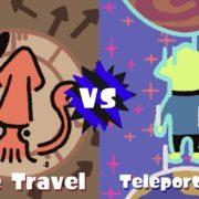 『スプラトゥーン2』 第22回 海外フェス「タイムトラベル vs テレポーテーション」の開催が発表!
