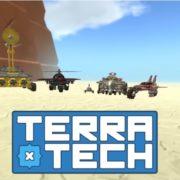 Switch版『TerraTech』が海外向けとして2019年5月29日に配信決定!ブロックをフィーチャーしたサンドボックスゲーム