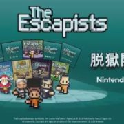 Switch版『The Escapists: Complete Edition』が2019年5月23日に配信決定!