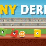 Switch版『Tiny Derby』が海外向けとして2019年6月4日に決定!パズルアクションゲーム