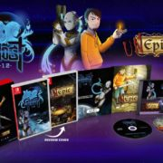 『Ghost 1.0』と『Unepic』のパッケージ版「Ghost 1.0 + Unepic Collection」が海外向けとして発売決定!