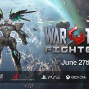 PS4&Switch&Xbox One版『War Tech Fighters』の海外発売日が2019年6月27日に決定!日本のアニメとハリウッド超大作を融合させたSFメカアクションSTG