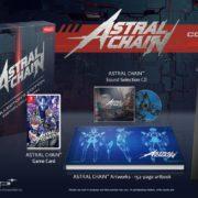 『Astral Chain Collector's Edition』がヨーロッパ向けとして発売決定!