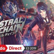 Switch用ソフト『ASTRAL CHAIN(アストラルチェイン)』のE3 2019トレーラーが公開!