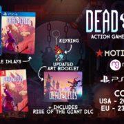 『Dead Cells』の新しいパッケージ版がPS4&Switch向けとして海外で発売決定!