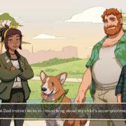 Switch版『Dream Daddy: A Dad Dating Simulator』が海外向けとして発売決定!ダディ(パパ)同士の恋愛を描いた恋愛シミュレーター
