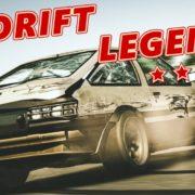 Switch版『Drift Legends (ドリフトレジェンド)』が2019年6月6日から国内配信開始!ドリフトレーシングゲーム