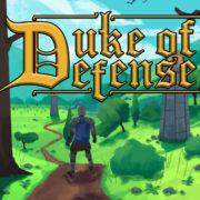 Switch版『Duke of Defense』が海外向けとして2019年6月20日に配信決定!アクションベースのタワーディフェンスゲーム