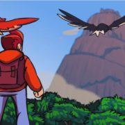 2Dアクションプラットフォーマー『Eagle Island』が日本語対応で2019年7月11日に配信決定!