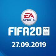 【更新】『FIFA 20』が2019年9月27日に発売決定!