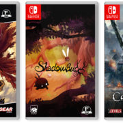 First Press Gamesが3つのパッケージ版リリースタイトルを発表!詳細が公開