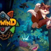 『Furwind』の国内発売日が2019年6月27日に決定!16ビットテイストのアクションプラットフォーマー