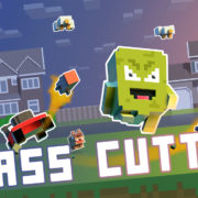 PS4&PSVita&Xbox One&Switch用ソフト『Grass Cutter – Mutated Lawns』が海外向けとして2019年7月10日に配信決定!
