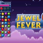 【体験版あり】Switch用ソフト『Jewel Fever 2』が2019年6月27日から配信開始!マッチ3 ジュエル・パズルゲーム