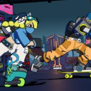 対戦アクションゲーム『リーサルリーグ ブレイズ』のDL版発売日が2019年7月12日に、パッケージ版発売日が2019年9月12日に決定!