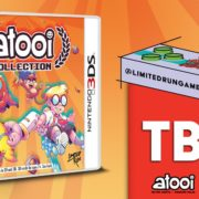 3DS用ソフト『Atooi Collection』のパッケージ版がLimited Run Gamesから発売決定!