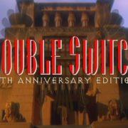 Switch版『Double Switch – 25th Anniversary Edition』のパッケージ版がLimited Run Gamesから発売決定!実写インタラクティブムービーのリマスター版