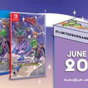 PS4&Switch版『フリーダムプラネット』のパッケージ版がLimited Run Gamesから発売決定!