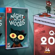 PS4&Switch版『Night in the Woods』のパッケージ版がLimited Run Gamesから発売決定!