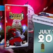PS4&Switch版『Rogue Legacy』のパッケージ版がLimited Run Gamesから発売決定!