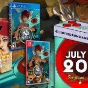 PS4&Switch版『Transistor』のパッケージ版がLimited Run Gamesから発売決定!