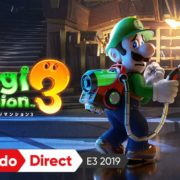 Switch用ソフト『ルイージマンション3』のE3 2019トレーラーが公開!