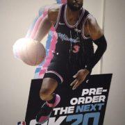 『NBA 2K20』もSwitchで発売される?