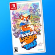 『New Super Lucky's Tale』がパッケージでも発売決定!