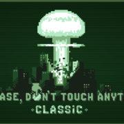 Switch用ソフト『Please, Don't Touch Anything: Classic』が海外向けとして2019年6月13日から配信開始!ボタンがあると押したくなる。謎めいたボタンを押すだけのシミュレーションゲーム